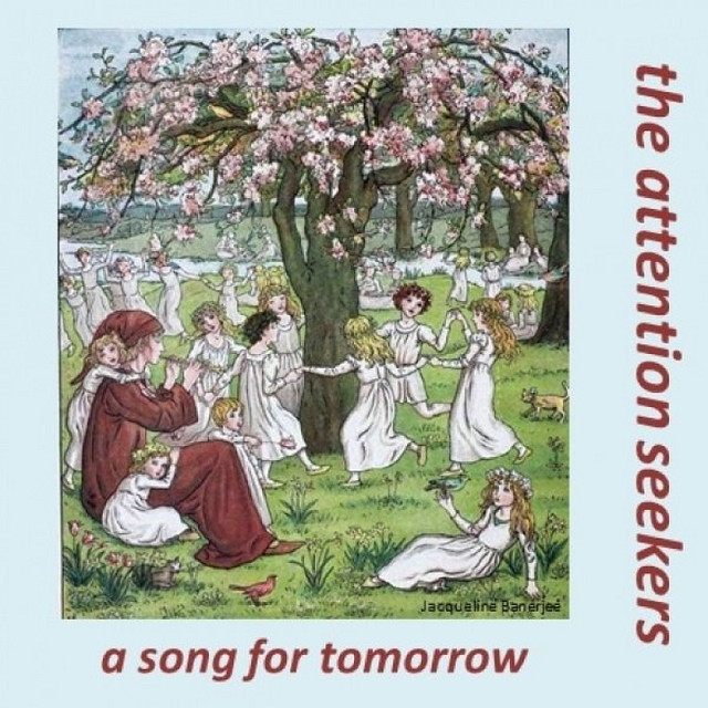 a song for tomorrow - album cover